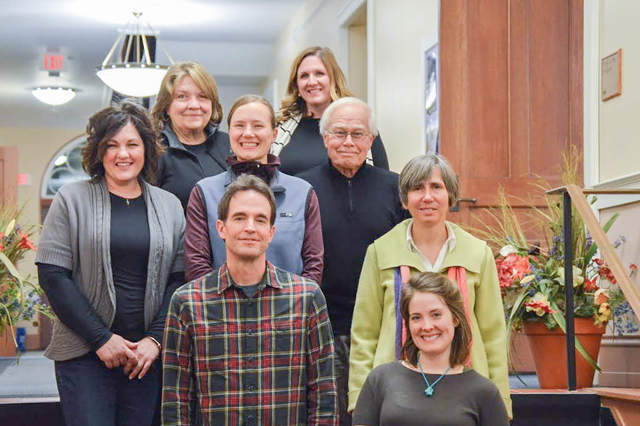 photo of the Board of Directors for the St Peter Food Co-op in St Peter Minnesota
