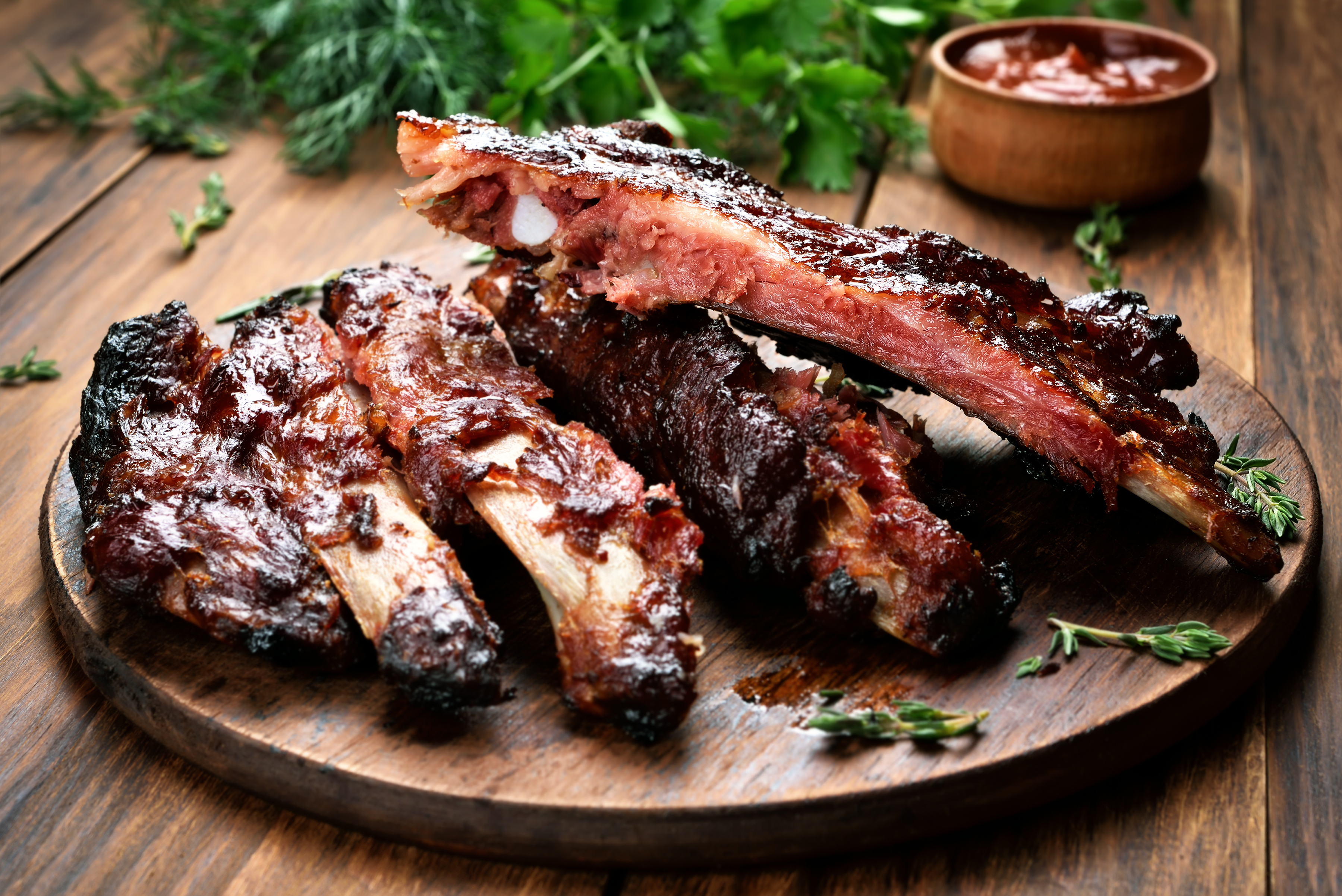 St. Peter Co-op | Recipe: Baby Back Ribs with Maple ...